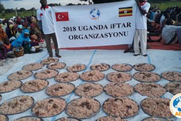 Uganda'da 2018 Ramazan Ayının İlk İftarı