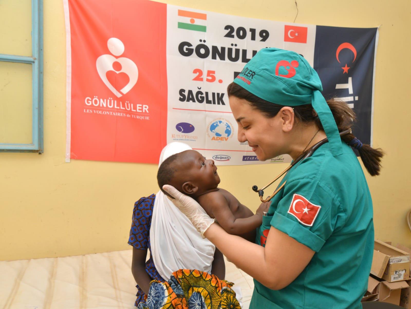 2019 Sağlık Organizasyonu Nijer